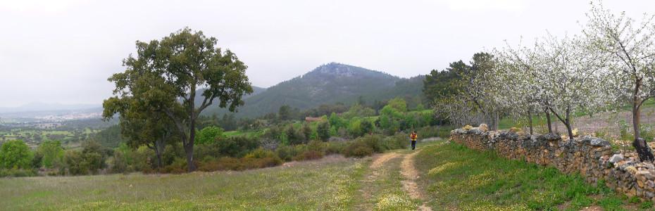 Ruta por Portugal, alrededores del Penha Garcia