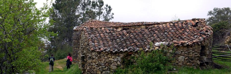 Ruta por Portugal, alrededores de Penha García