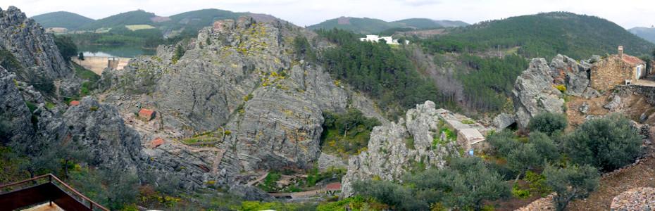 Ruta por Portugal, Geoparque de Penha García