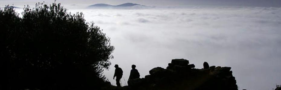 Ruta por la Sierra de los Argallanes