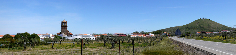 Casas de Reina y alcazaba_1