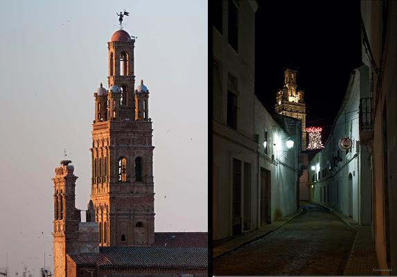 Torre de la Iglesia de la Granada